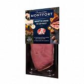 Maison Montfort magret de canard cru du sud ouest label rouge x1