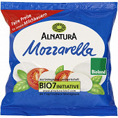 Alnatura mozzarella bio 125g