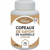 Copeaux de savon de Marseille Phebus 250g