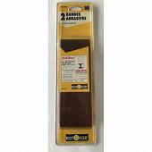 Rondy 2 bandes abrasives bois métal 65x410 sous double coque