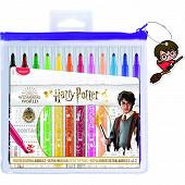 Feutres Harry Potter x12 trousse