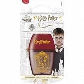 Taille crayon Harry Potter 1 trou réserve blister