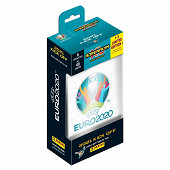 Album Panini - UEFA Euro 2020 tcg 2021 kick off boite métal (6 pochettes + 3 cartes)