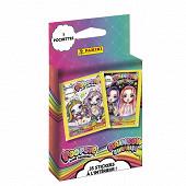 Album Panini - Poopsie blister 7 pochettes