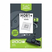 Home equipement Sac synthétique pour aspirateur x4 HEHO81+
