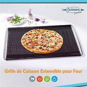 Grille de cuisson extensible pour four Durandal séléction
