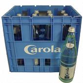 Caisse Carola bleue 12x1l