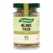 Biowagner mélange italien bio flacon 12g