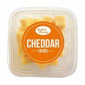 Dès apéritifs cheddar orange 120g