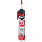 Sader mastic multi usages gachette translucide 200ml