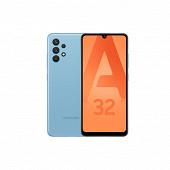 """Samsung Smartphone 6.4"""" GALAXY A32 4G Bleu"""