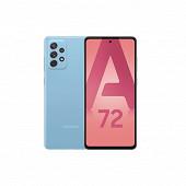 """Samsung Smartphone 6.7"""" GALAXY A72 BLEU"""