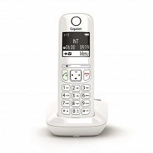 Gigaset Téléphone sans fil AS690 SOLO BLANC