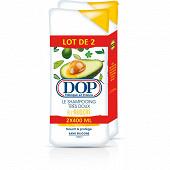 Dop shampooing avocat 2x400ml