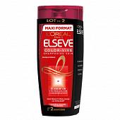 Elsève shampooing colorvive lot 2x400ml