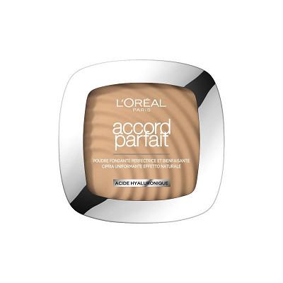 L'Oréal L'Oreal teint accord parfait poudre beige dore D3 NU
