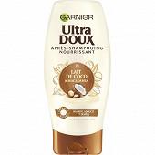 Ultra doux apres shampoing coc macadamia 200ml