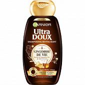 Ultra dous shampooing gingembre de vie 250ml