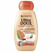 Ultra Doux shampooing au lait de vanille 250ml