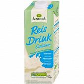 Alnatura boisson au riz calcium 1l