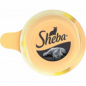 Sheba dôme pour chat aux filets de poulet 80g