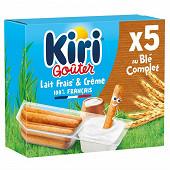 Kiri gouter blé complet 5 barquettes 175g