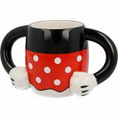Mug 3D céramique Minnie
