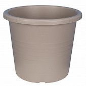 Riviera bac cylindrique Ronda d29 h24 taupe