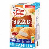 Père Dodu l'authentique nuggets filet de poulet 400g