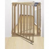 Barrière u-pressure easy-close wood Safety 1st