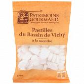 Patrimoine gourmand pastille du bassin de vichy menthe 230g