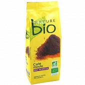 Nature bio café moulu pur arabica 250g