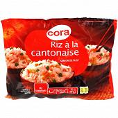 Cora riz à la cantonaise 900g
