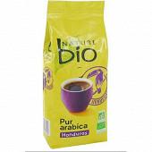 Nature bio café moulu pur arabica honduras 250g
