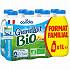 GrandLait Bio lait demi-écrémé bouteille format familial 8x1l
