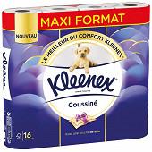 Kleenex papier toilette coussiné p16