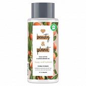 Love Beauty and Planet après-shampooing femme rosée hydratante 400ml