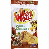 Whaou! crêpes choco noisette x 8 256g