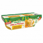 Idm céréales gourmands panais potiron polenta dés 8 mois 2x200g