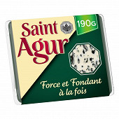 Saint agur portion 190g
