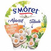 St môret billes apéritif saumon saison 100g