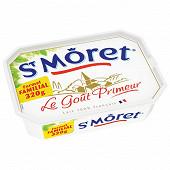 Saint môret nature barquette format familial 320g