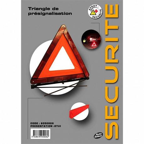 Triangle de presignalisation