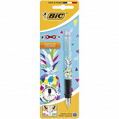 Bic stylo plume xpen  décor ananas