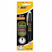Bic stylo plume xpen décor burger 12-15 ans 2 décors