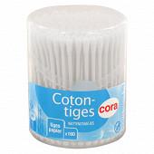 Cora boîte de 160 cotons tiges