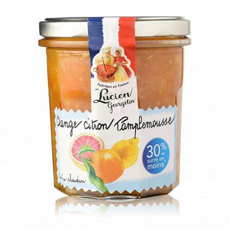 Fleur de fruit preparation orange citron pamplemousse 320g
