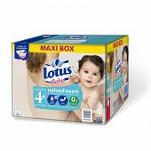 Lotus baby 72 couches t4+maxibox