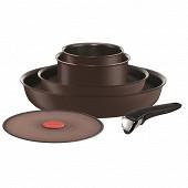 Téfal ingenio chef cacao batterie de cuisine 6 pièces