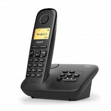 Gigaset Téléphone sans fil avec répondeur AL170 A SOLO NOIR